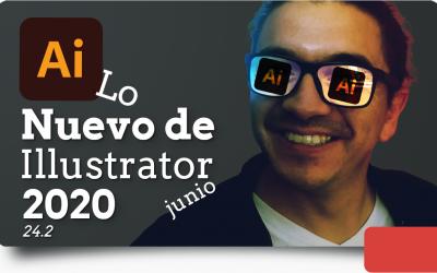 Novedades Adobe Illustrator CC 2020