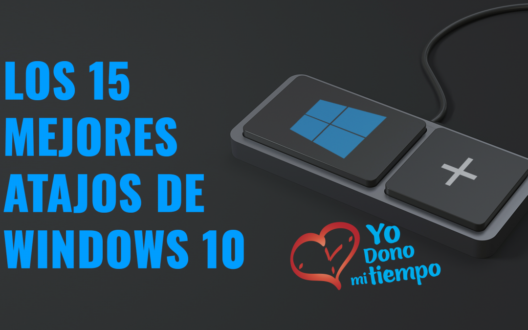 Atajos de teclado en Windows 10